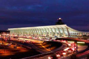 Washington Dulles nemzetközi repülőtér