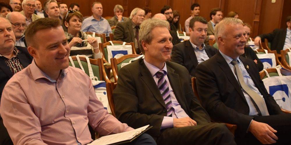 Kecskeméten találkoztak az Akkreditált Innovációs Klaszterek menedzserei