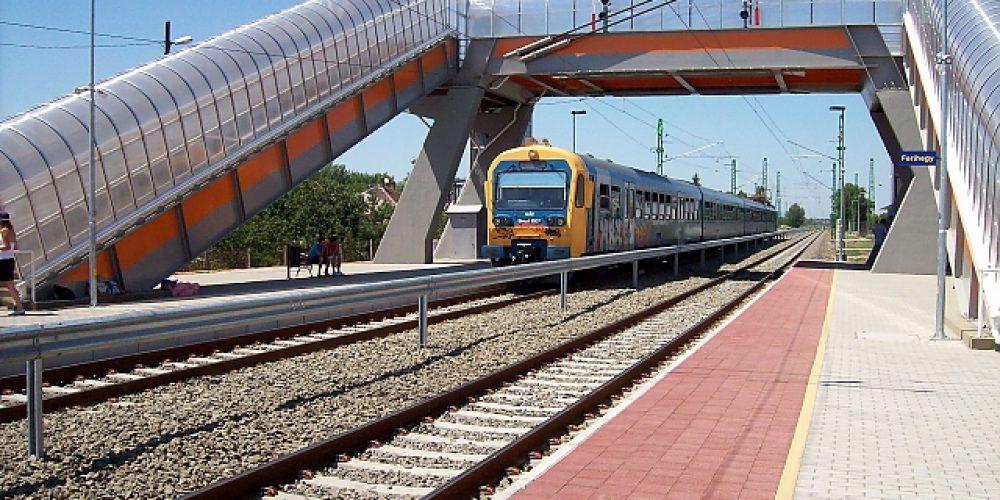 Vasútállomás épülhet a Liszt Ferenc reptérre