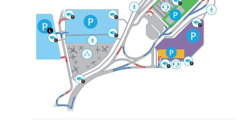 Repülőtéri parkolók: újabb hatszáz férőhely