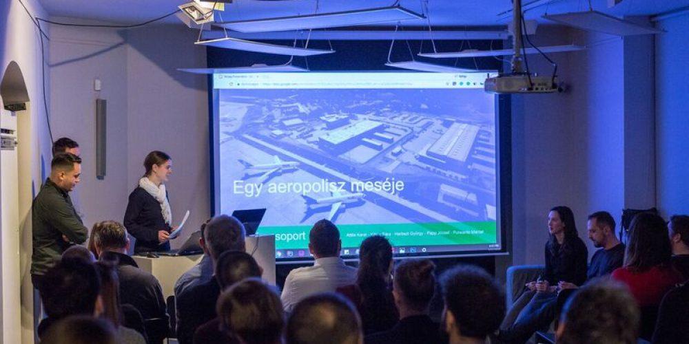 Ügyfél élmény tervezés a Budapesti Repülőtéri Régióban