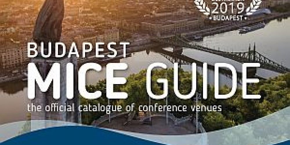 Indul az IMEX-re az új Budapest MICE Guide