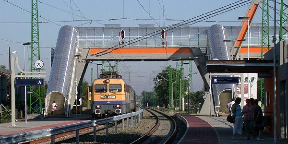 Egyre közelebb kerül a reptéri vasúti beruházás