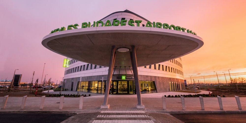 Rangos építészeti díjat kapott az ibis Styles Budapest Airport