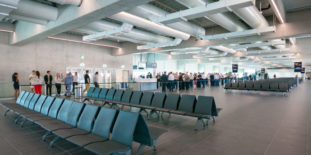 Több, mint tízezer négyzetméterrel bővít a Budapest Airport