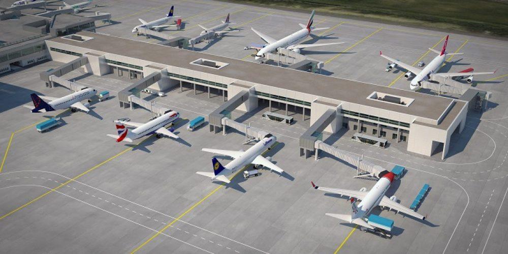 Hárommillióval több utas érkezhet Ferihegyre
