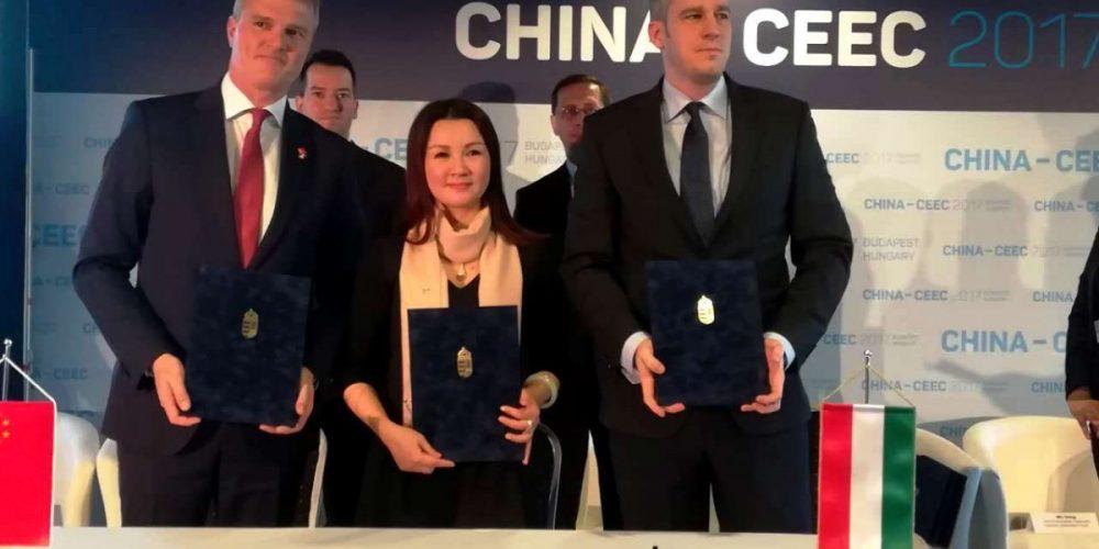 BUD cargo: kínai légiáru elosztó központ lesz Budapest