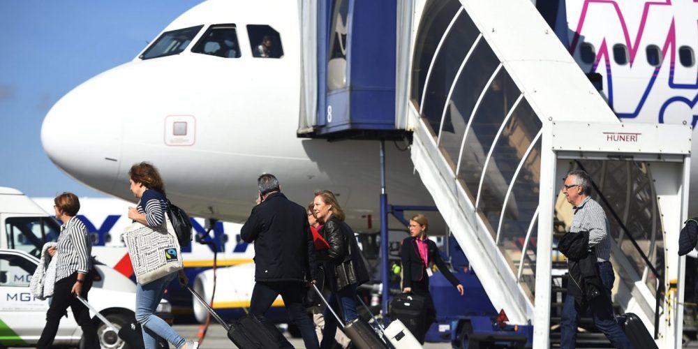 A repülővel érkezők több pénzt hagynak Magyarországon